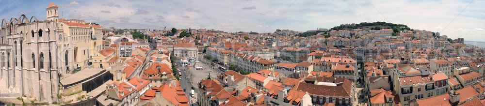 Lisbon Stock photo © cynoclub