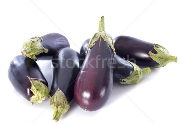 aubergine Stock photo © cynoclub