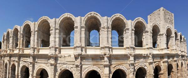 Arles - Arena Stock photo © cynoclub