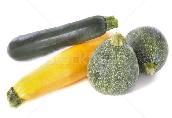 zucchinis Stock photo © cynoclub