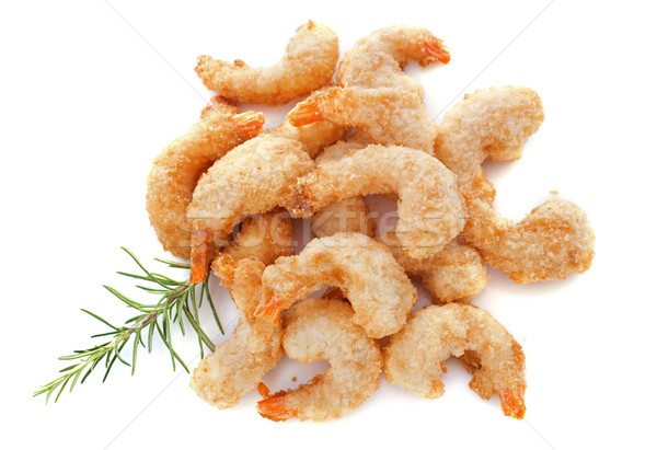 tempura shrimps Stock photo © cynoclub