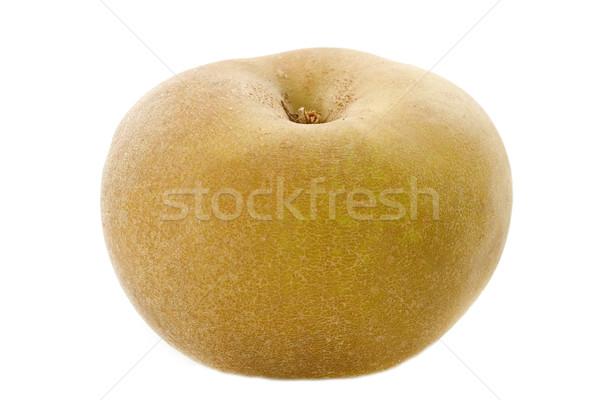 Golden russet apple Stock photo © cynoclub
