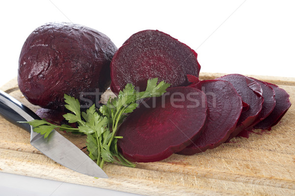 beets and parsley Stock photo © cynoclub