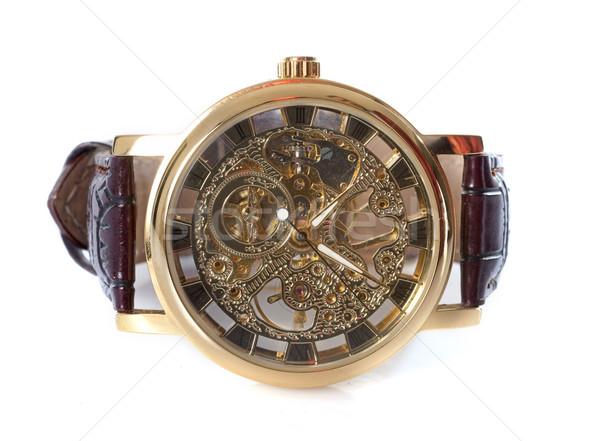 skeleton watch Stock photo © cynoclub