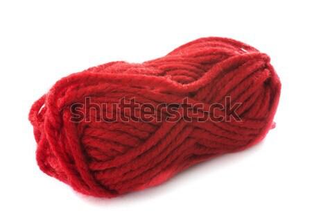ball of wool Stock photo © cynoclub