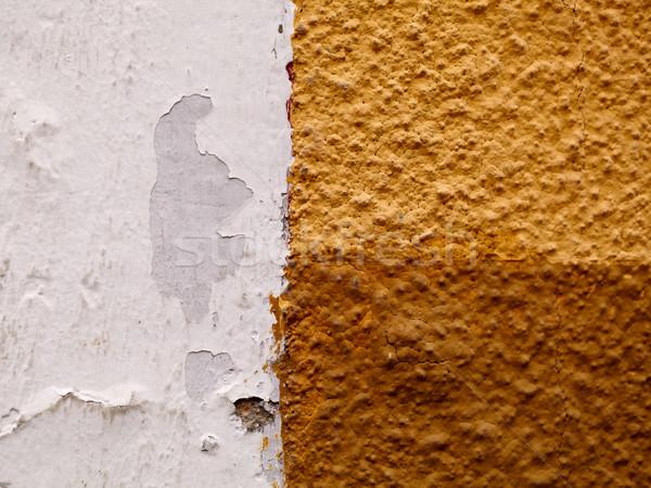Ribbing wall. Stock photo © d13