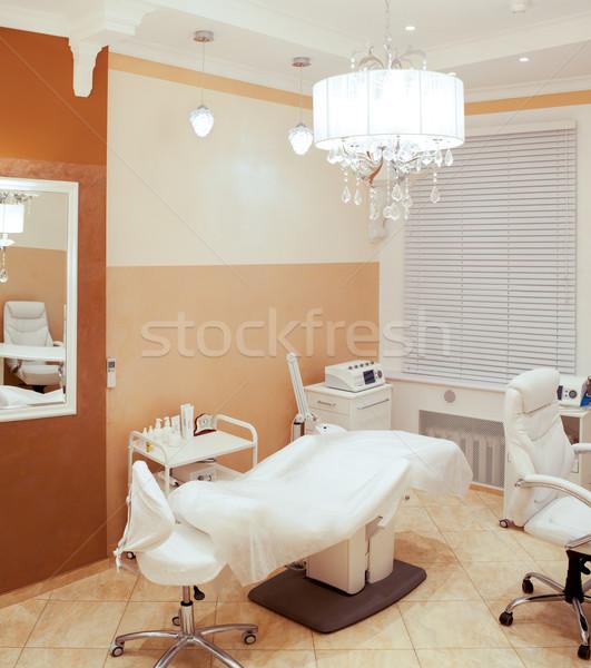 Interior of a beauty salon Stock photo © d13