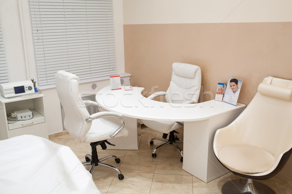 Salon of a beautician and cosmetician Stock photo © d13