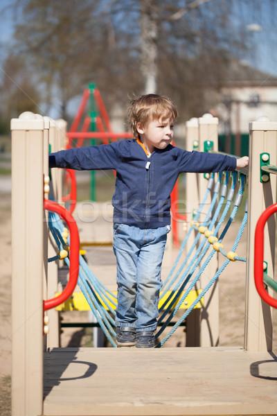 площадка ребенка Kid Sunshine Сток-фото © d13