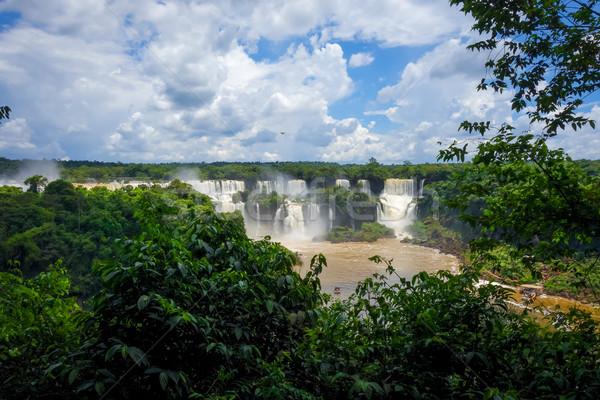 iguazu falls Stock photo © daboost