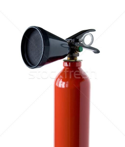 Fire extinguisher Stock photo © daboost