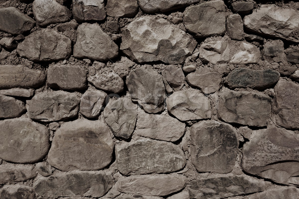 Old stone wall Stock photo © daboost