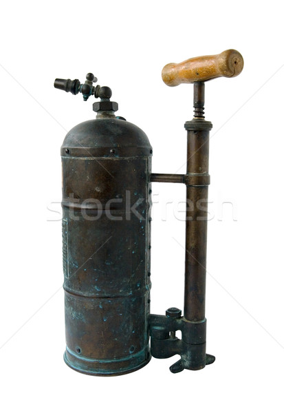 Old insecticide spray Stock photo © daboost
