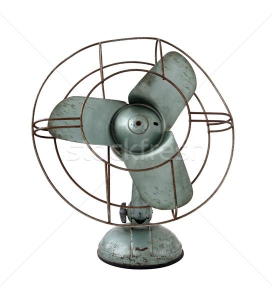 Electric Fan Stock photo © daboost