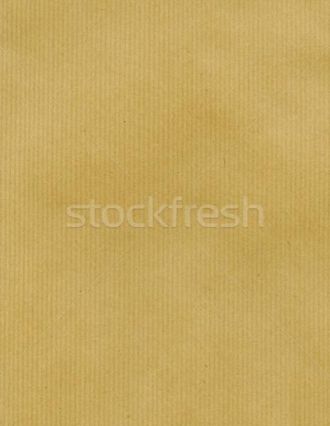 Kraft brown paper texture Stock photo © daboost