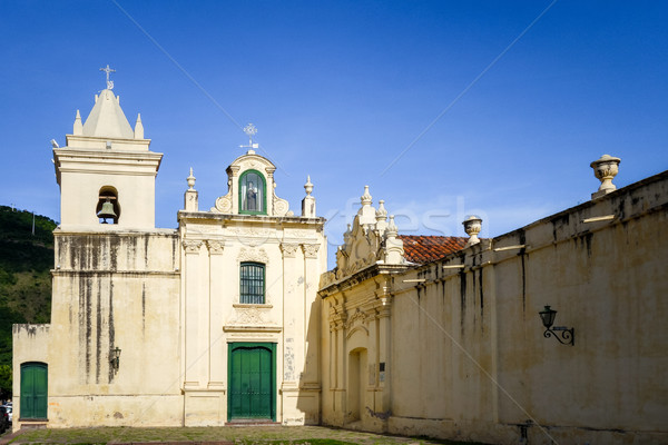 Stock photo: San Bernardo convent, Salta, Argentina