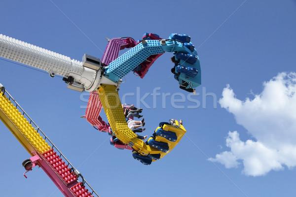 amusement park ride Stock photo © daboost