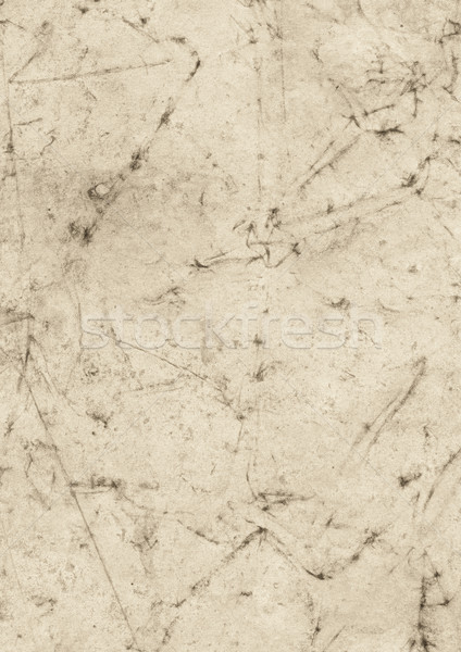 Old parchment paper texture Stock photo © daboost