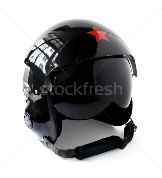 Aviator Helmet Stock photo © daboost