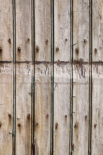 Szorstki drewna pokładzie starych tekstury ściany Zdjęcia stock © daboost