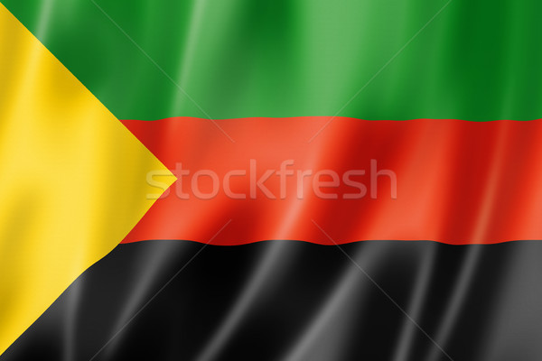 Azawad MNLA flag Stock photo © daboost