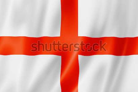 Stock photo: English flag