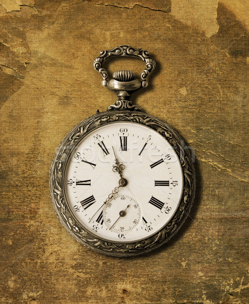 Old Pocket watch Stock photo © daboost
