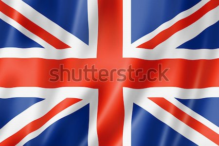 British flag Stock photo © daboost