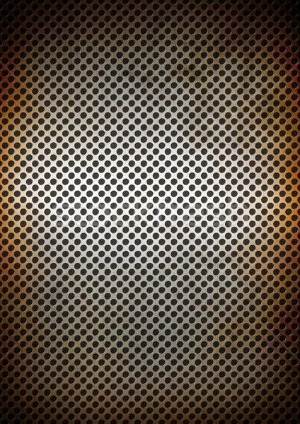 銀 さびた 金属 グリッド テクスチャ 壁紙 ストックフォト © daboost