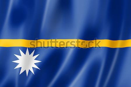 Russia and Ukraine flag Stock photo © daboost