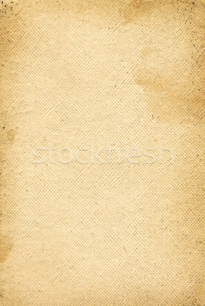 Old grunge canvas paper texture Stock photo © daboost