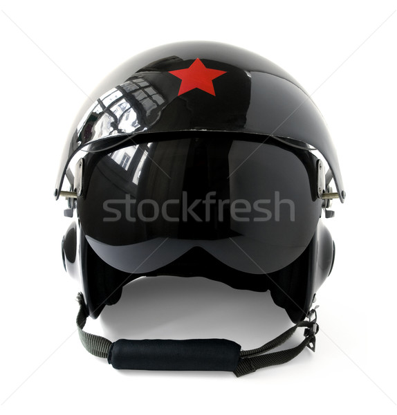 Aviator Helmet Stock photo © daboost