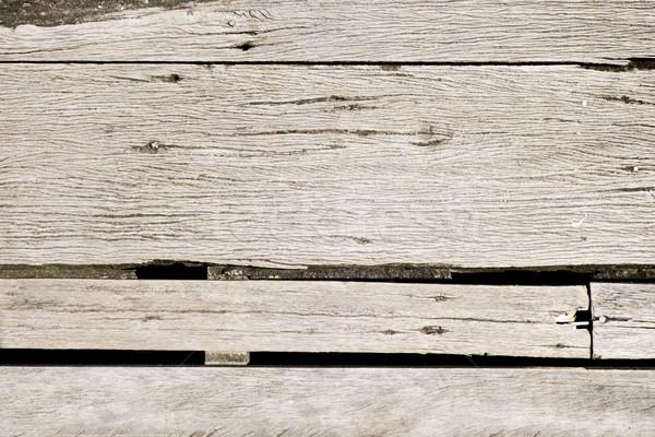 Rough wood board Stock photo © daboost