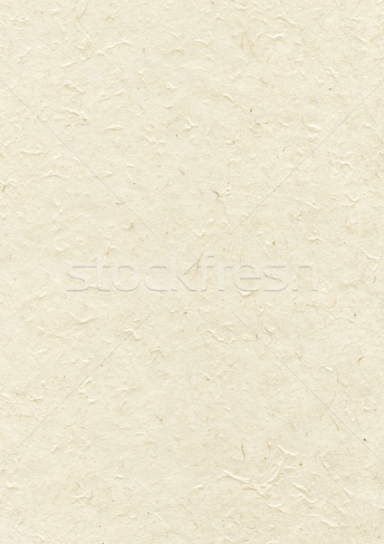 Natural nepalese parchment recycled paper texture Stock photo © daboost