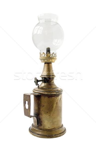 oil lamp Stock photo © daboost
