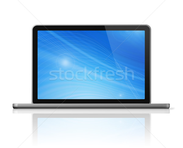 Laptop computer Stock photo © daboost