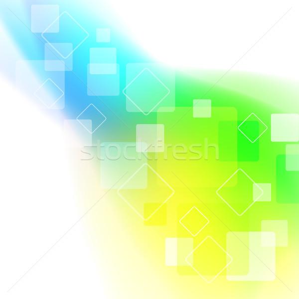 抽象的な デザイン 技術 壁紙 カード 白 ストックフォト © Dahlia
