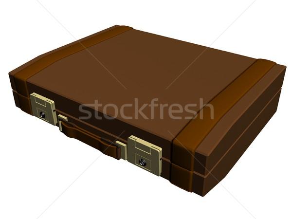 Brown executive usecase Stock photo © daneel