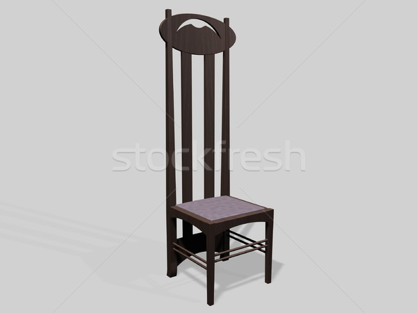 High chair Stock photo © daneel