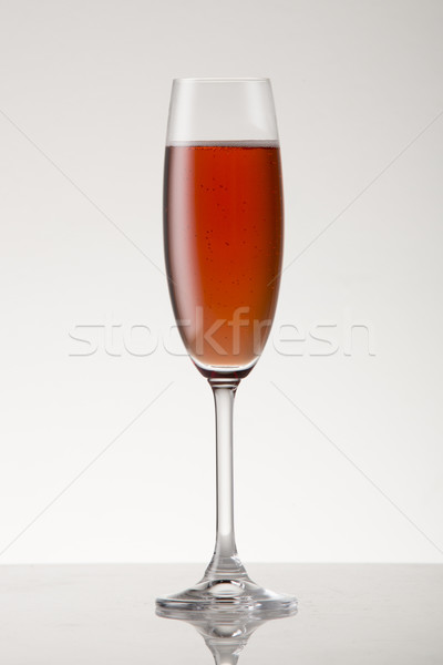 Rose Champagne Stock photo © danienel