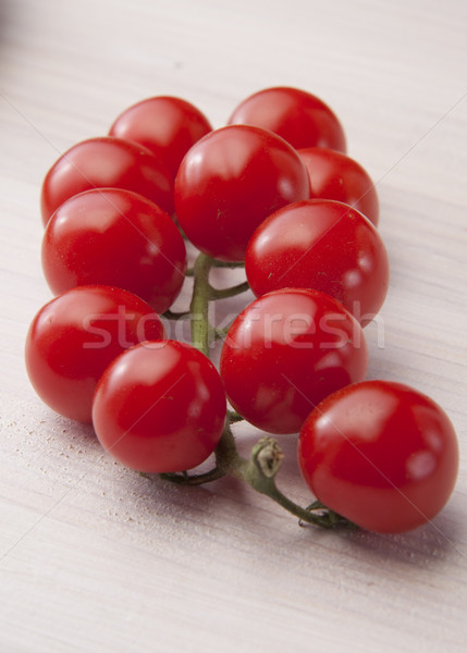 Cherry tomatoes Stock photo © danienel