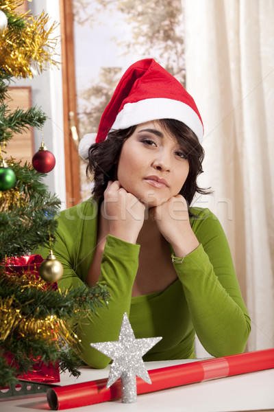 Waiting for Xmas Stock photo © danienel