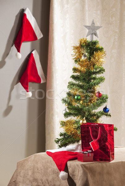 Xmas Tree Stock photo © danienel