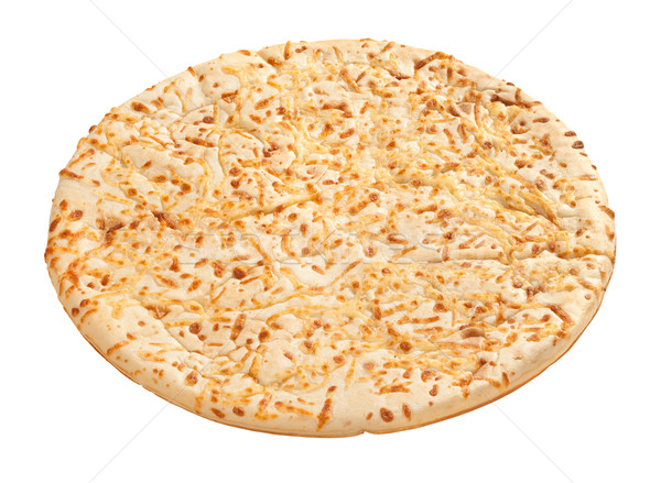Pizza Crust (with clipping path) Stock photo © danny_smythe