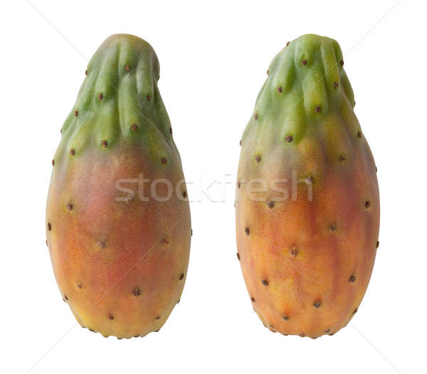 Cactus Pears Isolated with clipping path Stock photo © danny_smythe