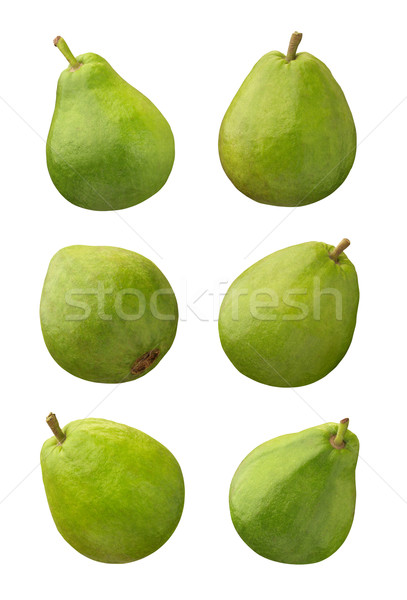 Isolado branco fruto tropical fresco Foto stock © danny_smythe