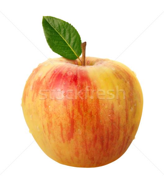 яблоко изолированный белый фрукты Sweet Сток-фото © danny_smythe