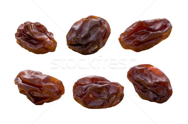 Raisins isolated Stock photo © danny_smythe
