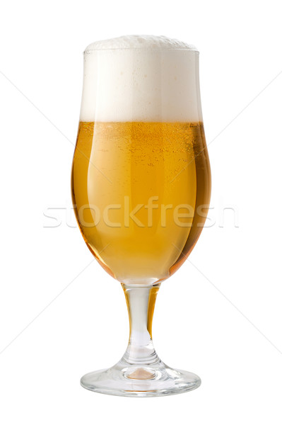 Belgian Ale (Beer) Isolated Stock photo © danny_smythe
