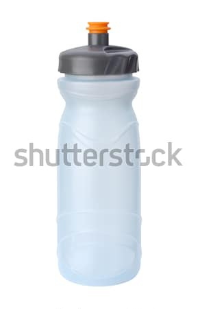 Water Bottle Isolated with clipping path Stock photo © danny_smythe